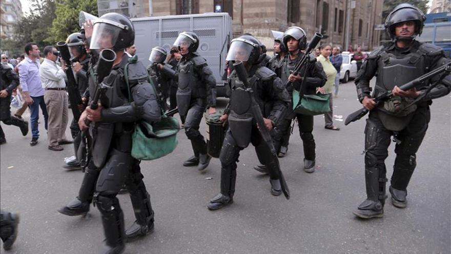 Condenado a cinco años de cárcel un activista egipcio por participar en una manifestación no autorizada
