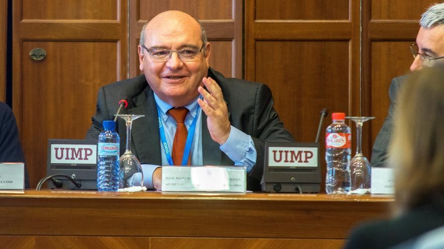 El secretario General de Universidades, José Manuel Pingarrón.