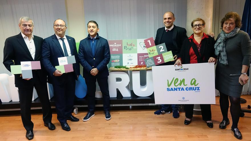 Presentación este lunes del primer 'Ven a Santa Cruz' de 2019