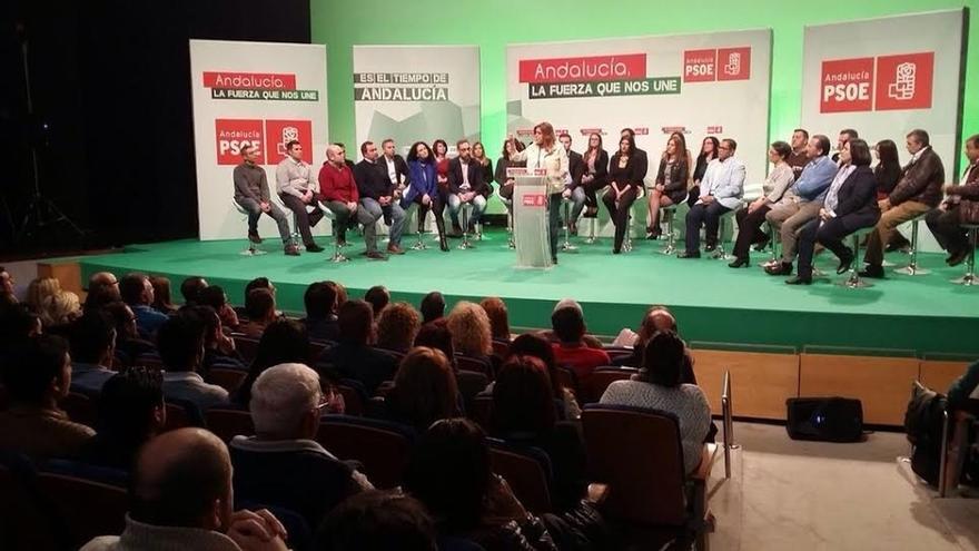 """Susana Díaz lamenta que Rajoy """"utilice el nombre de Andalucía para tapar las vergüenzas del PP"""""""