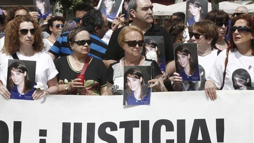Pamplona rechaza las agresiones sexistas y homenajea a la joven Laffage