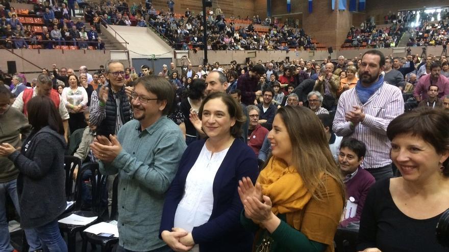 Xavier Domènech liderará la ejecutiva de los 'comuns' y Ada Colau el Consell Nacional