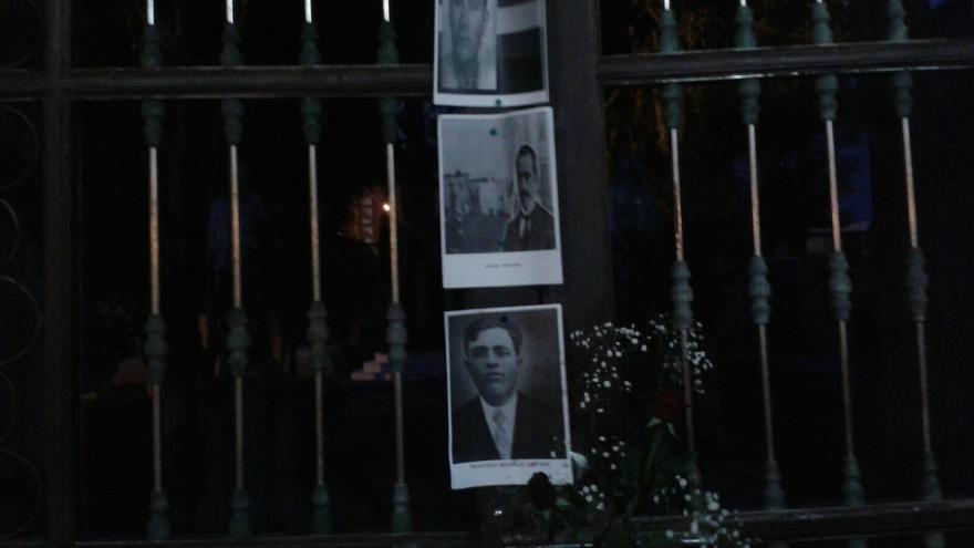 Homenaje a los Fusilados de San Lorenzo