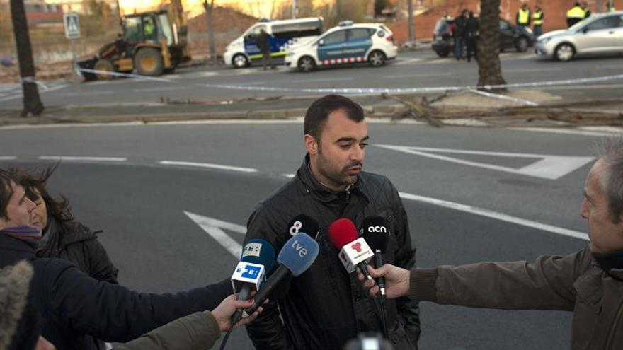 El alcalde de Terrassa, Jordi Ballart, en una imagen de archivo