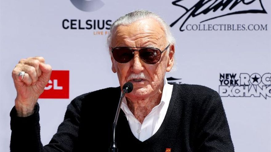 La Policía investiga el presunto abuso cometido contra el genio del cómic Stan Lee