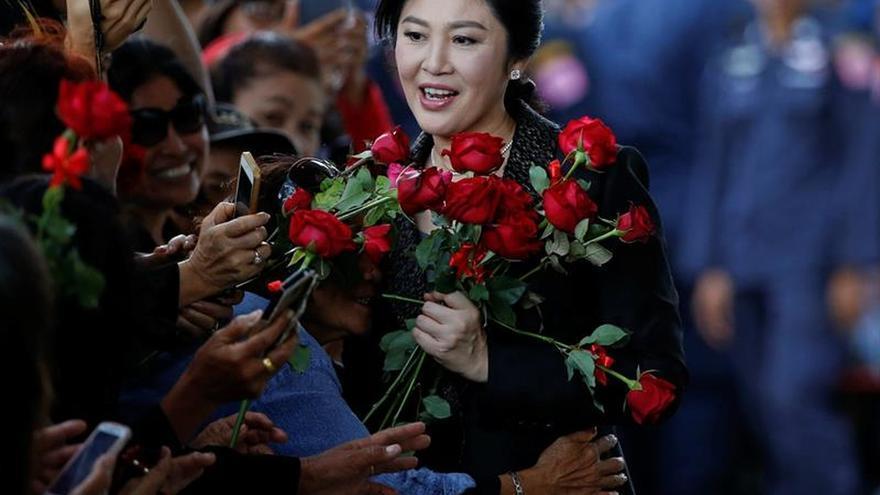 Tailandia solicita ayuda a Interpol para localizar a la exmandataria prófuga