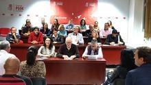 Reunión del comité insular del PSOE en La Palma.