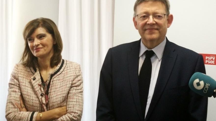 """Puig cree que hace falta un gobierno """"de cambio pero sin humo"""" y anima a votar """"con la cabeza y no con el hígado"""""""