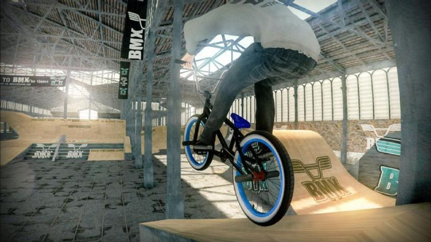 BMX: The Game