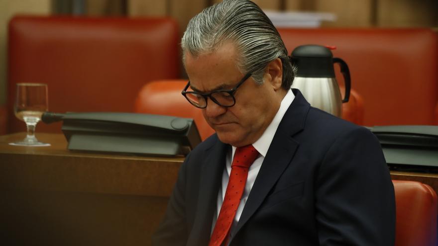 """Marcos De Quinto define a Vox como """"derecha fuerte"""" y dice que le incomodaría más gobernar con apoyo de Bildu"""