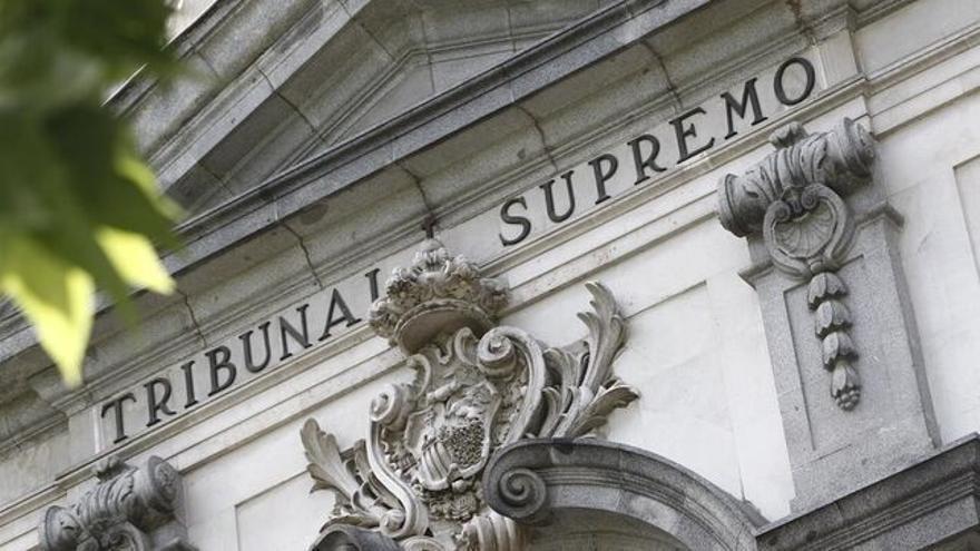 El Supremo ha acabado por imponer a la mujer las costas del proceso judicial.