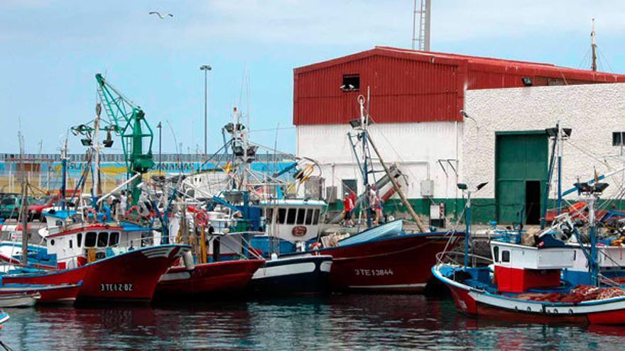 Sede de la Cofradía de Pescadores de Los Cristianos, en Arona (Tenerife)