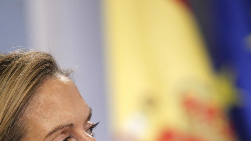 Pastor expone su Plan de Infraestructuras a los presidentes provinciales del PP