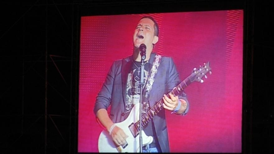 Del concierto en la capital grancanaria #1