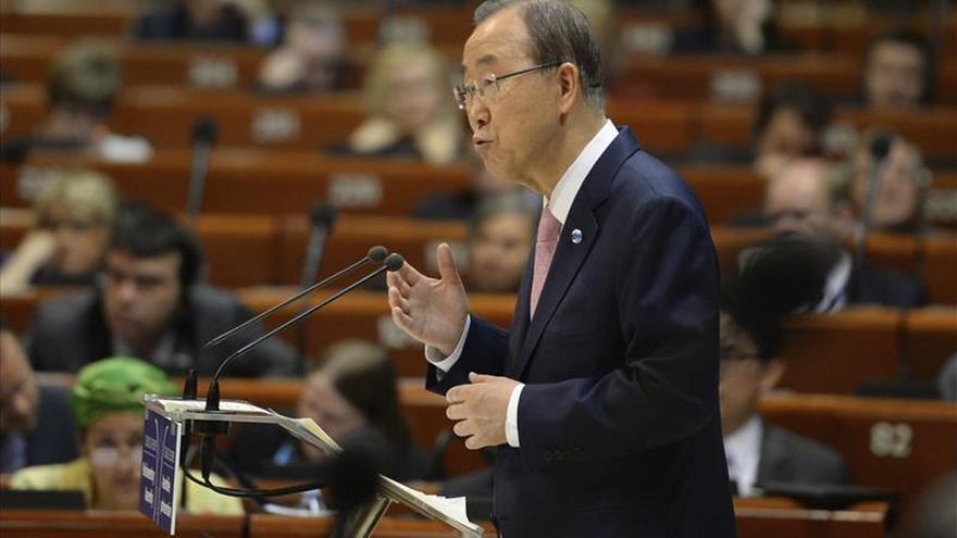 Ban Ki-moon agradece a Castro papel en negociaciones de paz de Colombia