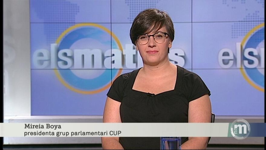 """La CUP no apoyará la cuestión de confianza haciendo un """"acto de fe"""" con los Presupuestos"""