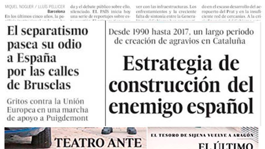 Titulares prensa