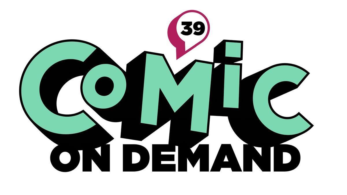 Logotipo del 39º Salón del Cómic de Barcelona