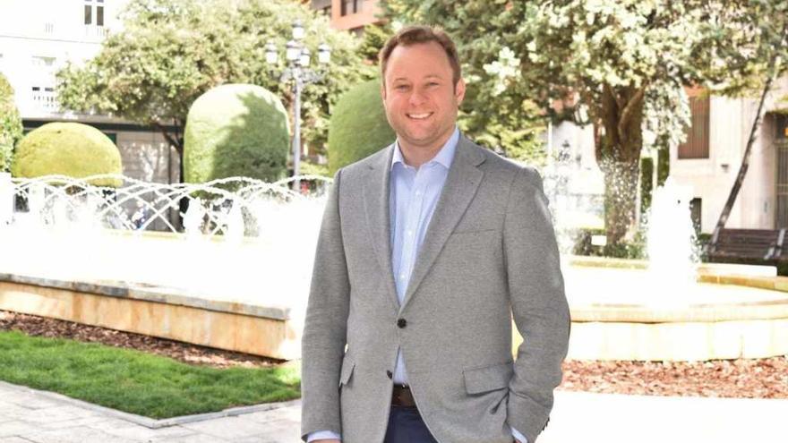 Vicente Casañ, director de Radio Marca en Albacete, ahora candidato a la Alcaldía