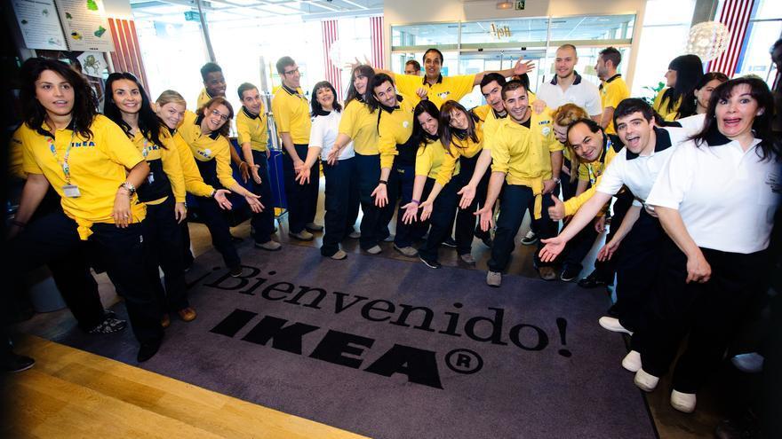 Los empleados de Ikea en España no deben lanzar las campanas al vuelo.