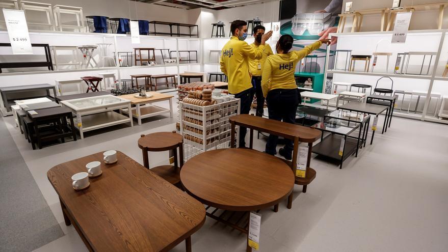 Ikea abre su primera tienda en México tras invertir 74 millones de dólares