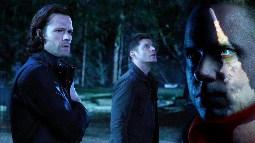 protagonistas de 'Sobrenatural' y 'Elegidos para la gloria'