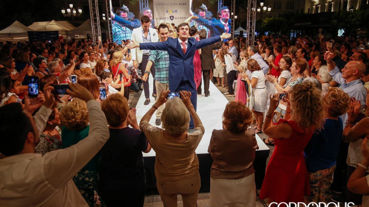Imagen de archivo de una edición anterior de la Shopping Night.