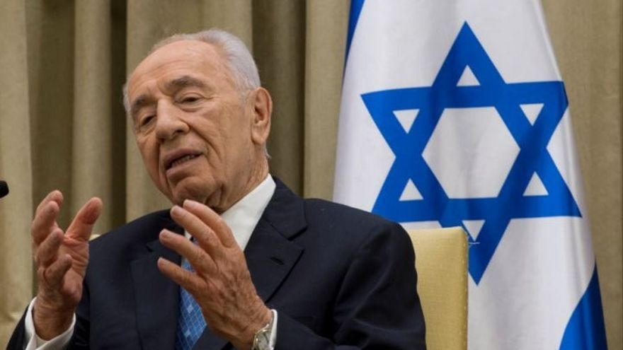 """Mas pide no olvidar a Peres y recuerda que buscó """"la paz en medio de tanta violencia"""""""