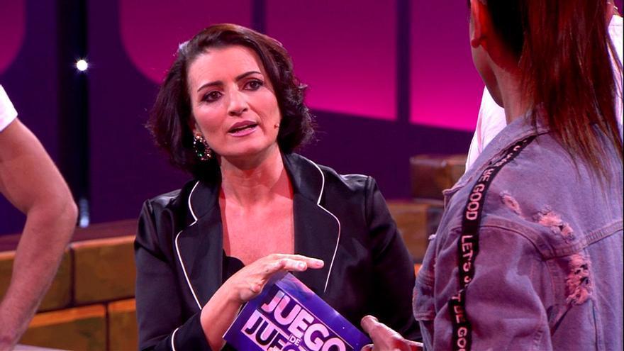 Silvia Abril en 'Juego de Juegos'