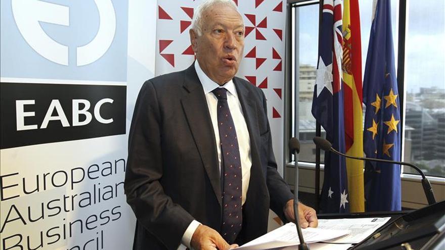 """Margallo avisa de """"cambio"""" un mundial si no hay un acuerdo entre Ucrania y Rusia"""