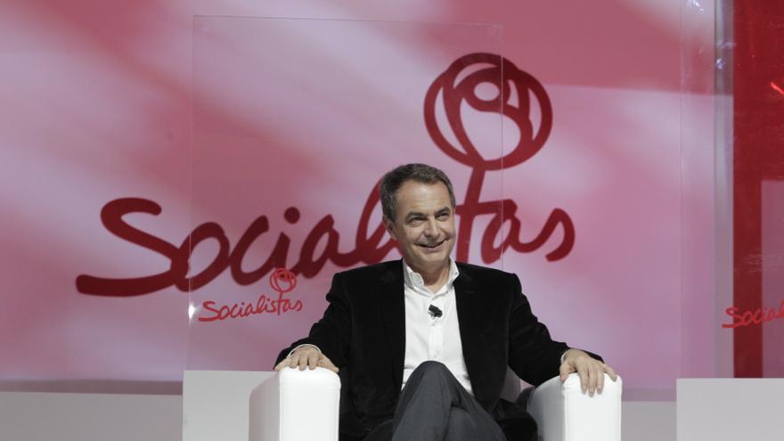 Zapatero asegura que la reforma de la Constitución evitó en España un Gobierno técnico como el de Italia y Grecia