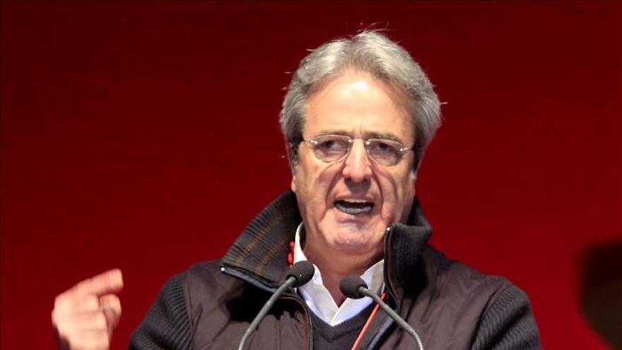 El ex secretario general de UGT Madrid José Ricardo Martínez. / Efe