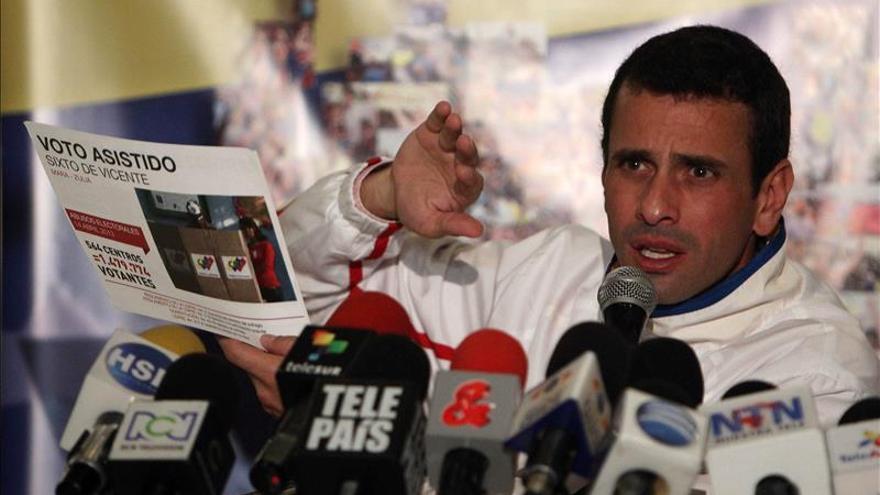 """Capriles pide cuentas de supuesto viaje de """"Timochenko"""" en avión de PDVSA"""