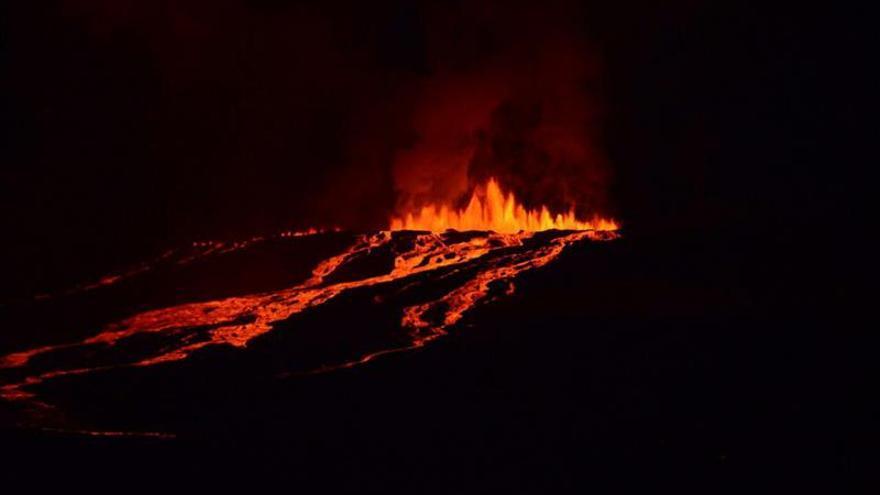 Baja actividad del volcán Wolf, en el archipiélago ecuatoriano de Galápagos