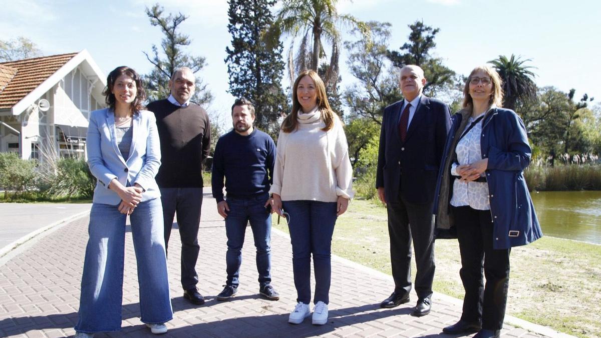 Vidal se abrazó a López Murphy para evitar la fuga de votos por derecha