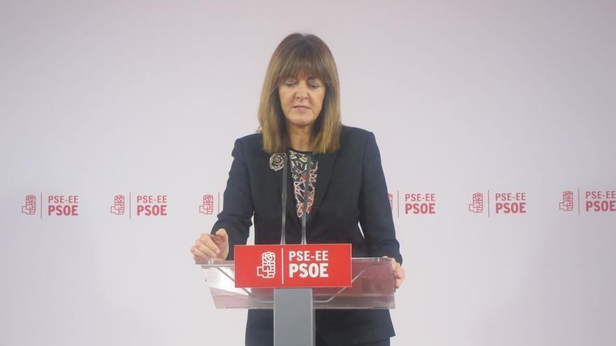 """Mendia (PSE), optimista sobre los Presupuestos, espera que la oposición """"no descabalgue"""" el programa del Gobierno vasco"""