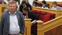 García-Tizón abandona el Pleno Municipal de Toledo