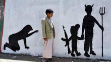 Los niños sirios mueren en el campo de batalla y en las escuelas, asegura Unicef