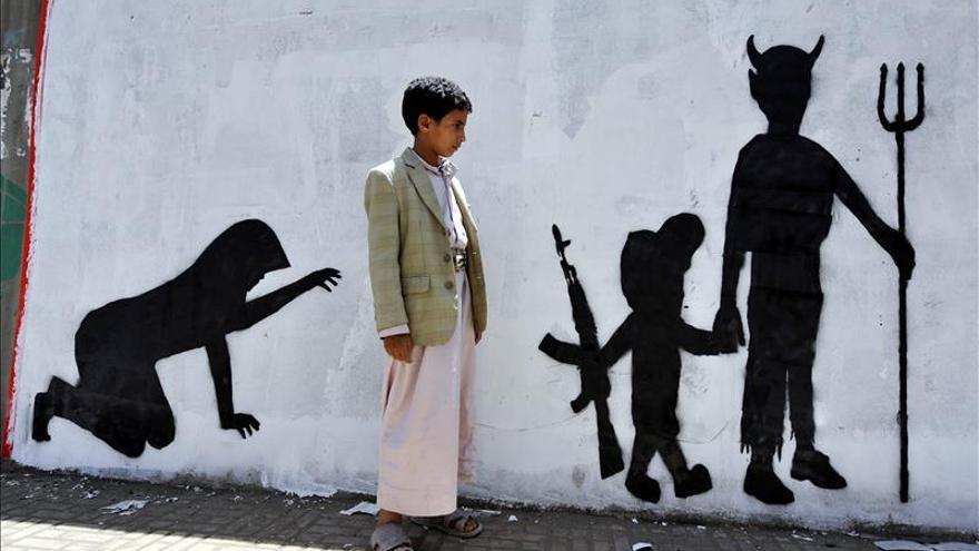 Denuncian el uso de niños soldados en 18 países y niñas como esclavas sexuales