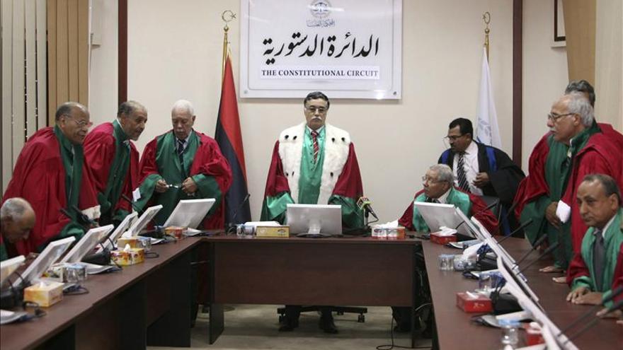 El Supremo libio declara inconstitucionalidad el nuevo Parlamento