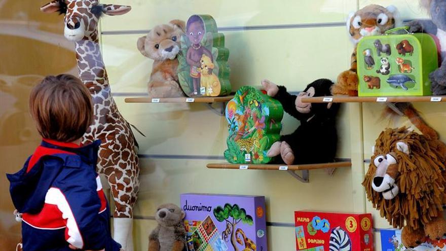 La compra por Internet de juguetes crece en España al 60 % anual