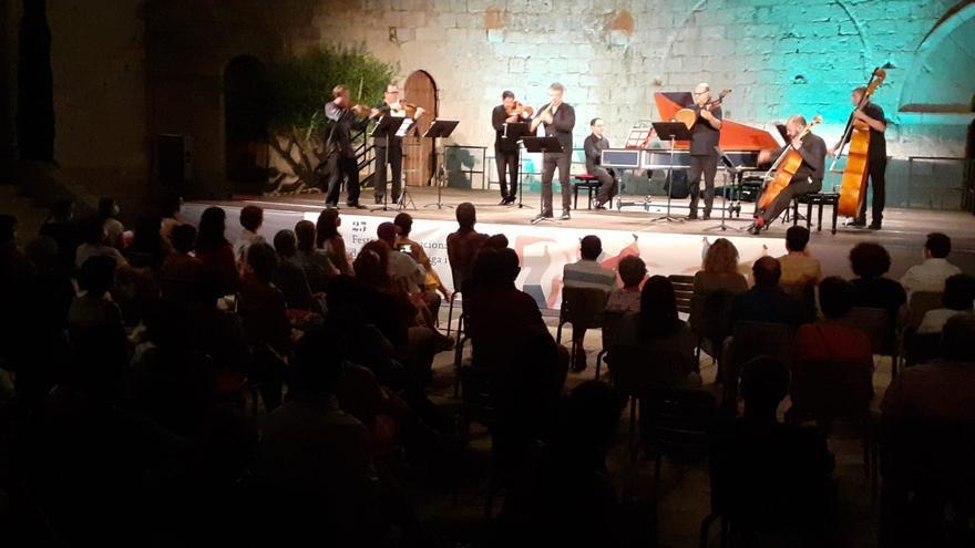 Èxit de públic al Festival Internacional de Música Antiga i Barroca de Peníscola.