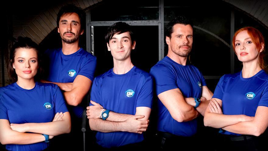 Antena 3 comienza el rodaje de Cuerpo de élite: ¿Quién es quién?