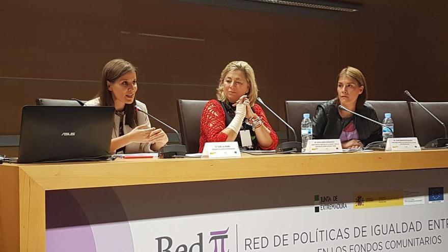 Elisa Barrientos Isabel Gil Rosiña