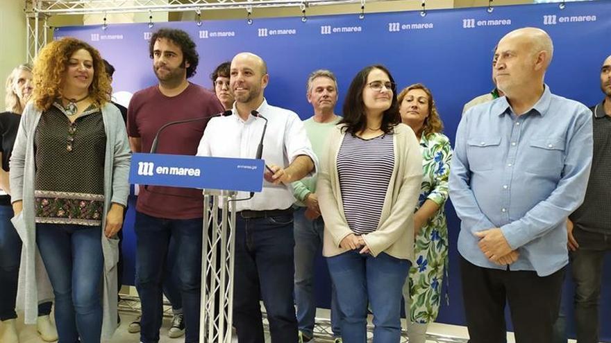Villares y sus tres diputados afines rompen con el grupo de En Marea y se pasarán al mixto