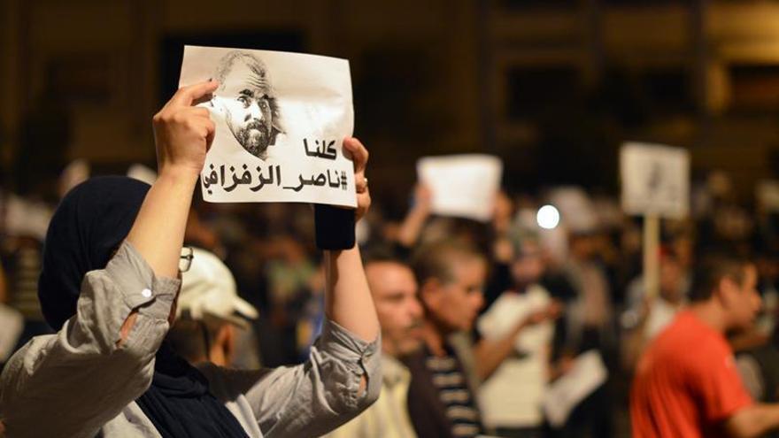 Condenan a dos activistas a 20 años de cárcel por participar en las protestas del Rif