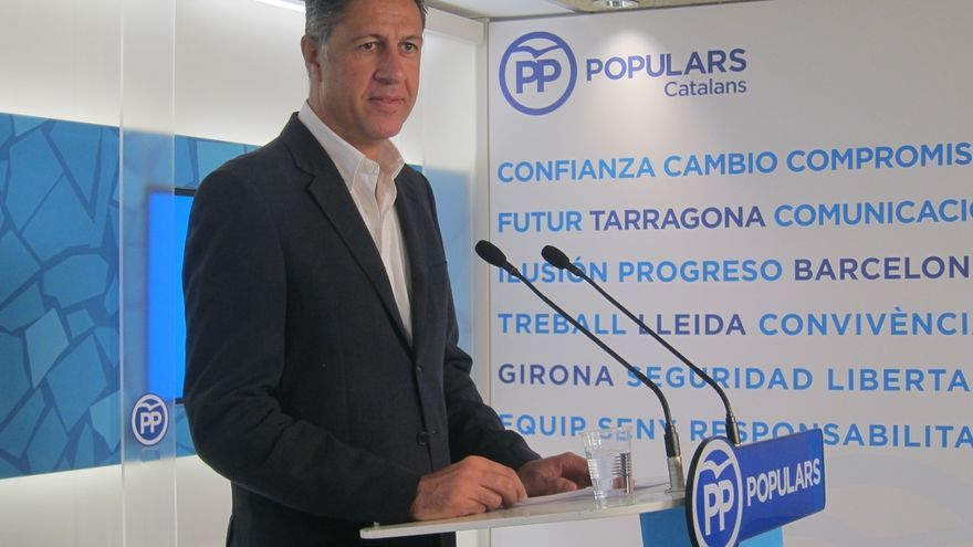 Albiol se reunirá con el fiscal de la Audiencia Nacional por la quema de banderas de la CUP