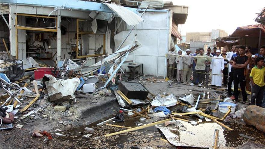 Veintiséis muertos y once heridos en atentados y bombardeos en oeste de Irak