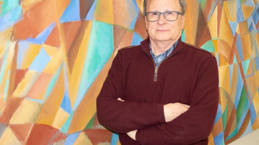 José Sancho, catedrático de Geografía de la Universidad de Alcalá