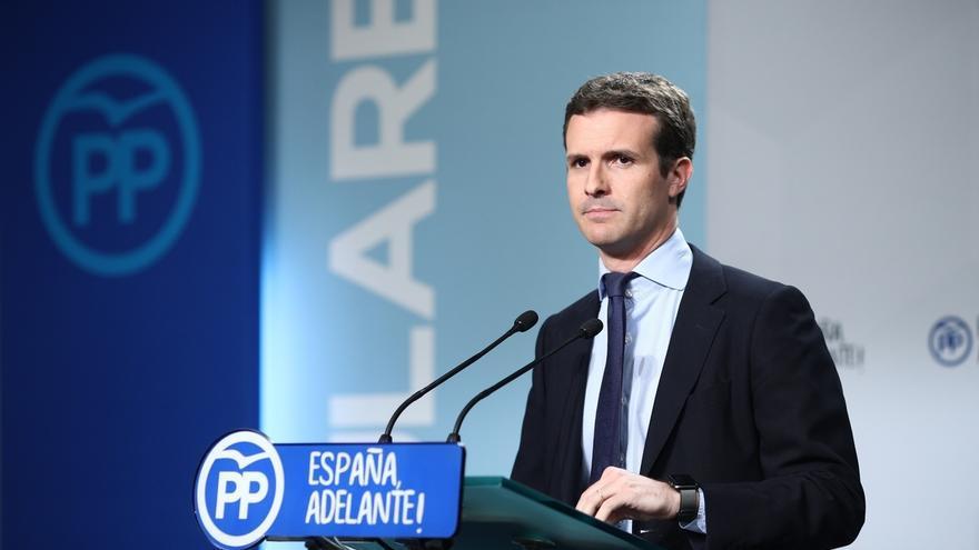 Casado visita este viernes Galicia, donde se reunirá con dirigentes locales del PP y participará en un acto formativo